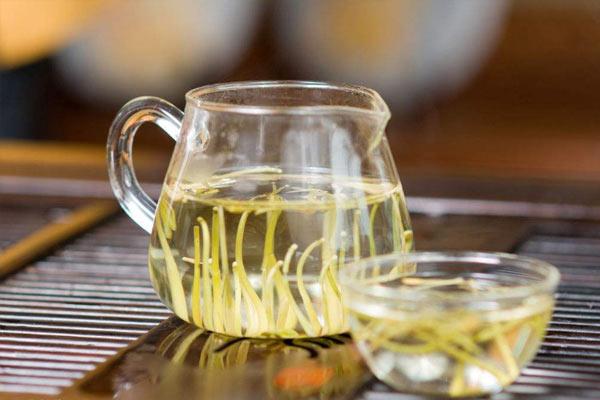 夏天喝什么花茶好?